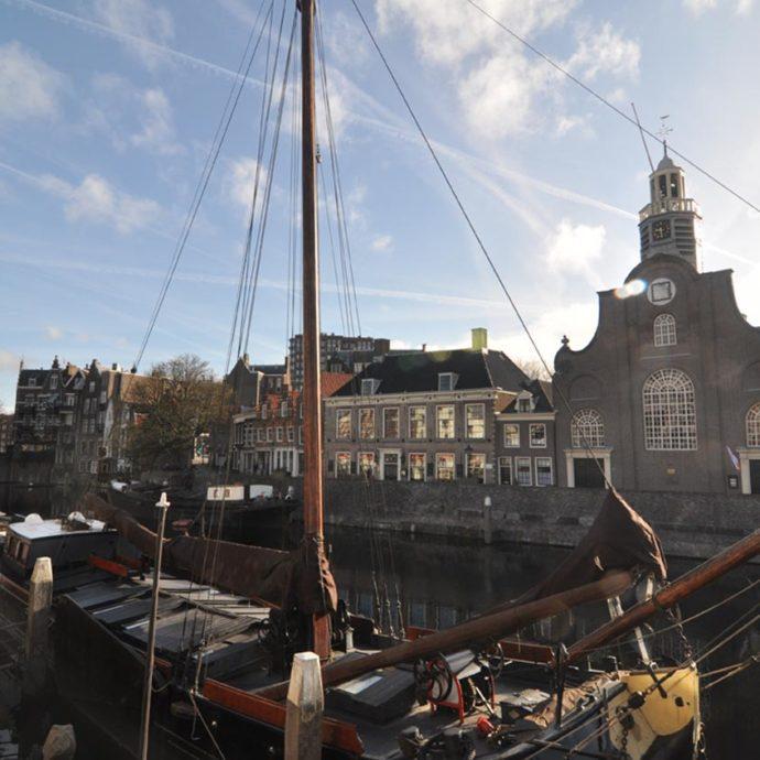 Pelgrimvaderskerk Delfshaven Rotterdam